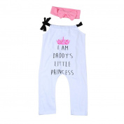 Botrong Newborn Toddler Baby Girls Letter Print Romper Jumpsuit Outfits Clothes