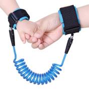 NPLE--Toddler Kids Babys Safety Walking Harness Anti-lost Strap Wrist Leash Hand Belt