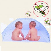 Binmer(TM) Baby Portable Folding Mosquito Mesh Dome Curtain Net