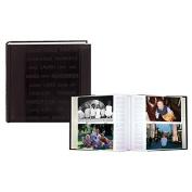 Pioneer Photo Albums, Inc. Pioneer Word Embossed Leatherette Cover Photo Album Set