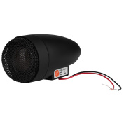 HiVi TN28-B 2.5cm Top Mount Soft Dome Tweeter with Mounting Plate