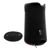 Lightning Power – Premium Neoprene Protective Travel Storage Case Bag with Handle Wrap for Bose SoundLink Revolve Plus + Wireless Bluetooth Speaker
