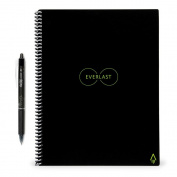 Rocketbook Erasable, Reusable Wirebound Notebook - Letter Size