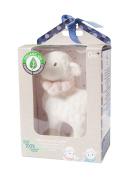 Meiya & Alvin Lila The Lamb Rubber Toy
