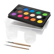 Ikea Watercolour box, assorted colours