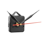 Kicode Quartz Clock Movement Mechanism DIY Replace Repair Parts Kit WIth Red Second Hand
