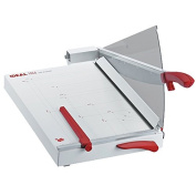 MBM Triumph Kutrimmer 1046 Professional Industrial Heavy Duty Steel Blade Automatic Tabletop Stack Guillotine Paper Trimmer, 46cm Cutting Length, 30 Sheet Capacity