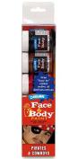 Derivan Face & Body Paint Set Cowboys/Pirates