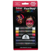 Face Paint Magic Sticks 6 Pack