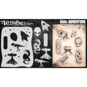 Tattoo Pro Kids Series - Adventure