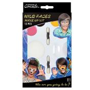 Amscan International Wild Faces Make Up Kit