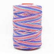 CANDY 1.5mm 100% Nylon Twisted Cord Thread Macrame Beading Crochet Hand Crafts Artisan