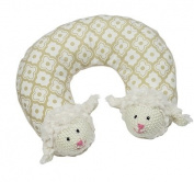 Maison Chic Travel Pillow, Lillie the Lamb