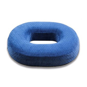 Car Seat Cushion Hip,Molie Memory Foam Seat Support Hip Relief Oval Anti-haemorrhoids Hollow Chair Pad