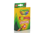 Crayola Classic Colour Pack Crayons, 24 Count,