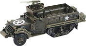 NEWRAY 1:32 CLASSIC TANK MODEL KIT - M3A2 HALF TRACK WWII