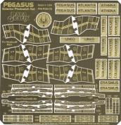 Paragrafix - Battlestar Pegasus Exterior Photoetch Set - PGX170