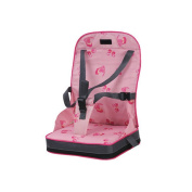 Zerlar Foldable Baby Booster Seat Infant Toddler High Chair Cushion