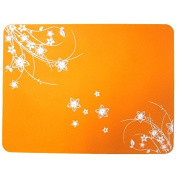 Silicone placemats Feeding Mat Set for Kids/Toddler/Children/Baby With Flower Pattern