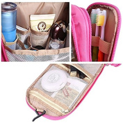 Multi-Featured Essential Cosmetic Make Up Toiletry Bag Organiser