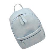 GBSELL Women Girl Teenage Leather Satchel Bag Backpacks Travel School