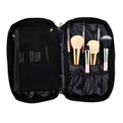 Pro Makeup Brush Bag Cosmetic Tool Brush Organiser Holder Pouch Pocket Kit,Nacome