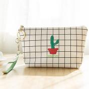 Ecosin Women Girl Cute Sanitary Pad Organiser Holder Napkin Towel Convenience Bag