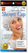Beauty Town Luxury Shower Cap (Extra Large)