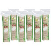 Premium Organic Cotton Rounds (3) 100-ct. Bags