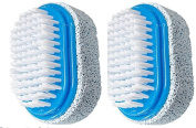 JUVITUS Two Sided Foot Scrubber