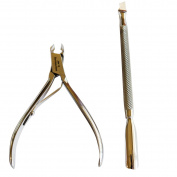 Dr.Tim Nippers Cuticle Nipper And Pusher Set