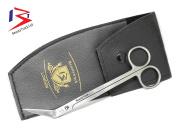 BeautyTrack Toe Nail Scissor - Extra Long 17cm Back Pain Extra Long Reachable Handle - Very Sharp Chiropody Podiatry Instruments