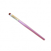 Makeup Brush,Hosamtel 1Pcs Powder Foundation Eyeshadow Cosmetic Brush Contour Brush Tool With Aluminium Tube Handle GR704