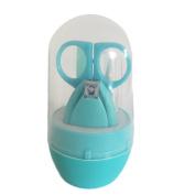Atickbase Baby Nail Scissors Set Infant Finger Trimmer Scissors Daily Care Multi-functional