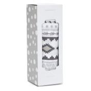 Saranoni Luxury Bamboo Cotton Muslin Swaddle Baby Blanket 120cm x 120cm , Arrow Flight