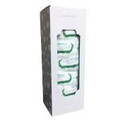 Saranoni Luxury Bamboo Cotton Muslin Swaddle Baby Blanket 120cm x 120cm , Grazing Gators