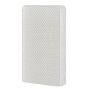 "Dream On Me, 2-In-1 Breathable Two-Sided 3"" Portable Crib Mattress, Vinyl and Breatable fabric"