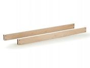 Echelon Diya Crib Full Size Conversion Kit Bed Rails - Natural