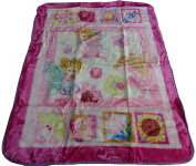 Regal Comfort Baby Mink Blanket, Various Designs