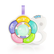 SainSmart Jr. Music Box Flower Colourful Musical Toy Magical Keyboards for Toddlers