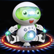 Education Toy,Rawdah Kids Music Light Electronic Toys Walking Dancing Smart Space Robot Astronaut