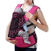 KINDOYO Baby Carriers Backpack Seat Best for Newborn or Child, Pink