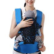 BOZEVON Baby Carriers Backpack Seat Best for Newborn or Child, Blue
