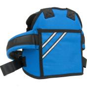 BOZEVON Safe Multifunctional Kids Backpack Sling Baby Comfortable Carrier, Blue
