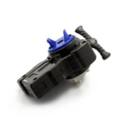 Two-way Power String Launcher for Beyblade Metal Fusion Masters Fight Toys
