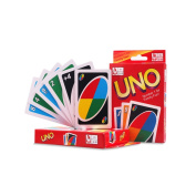 Asianstyle Classic Board Game Card Games Uno Standard 108 English Fun UNO Card Game for Family