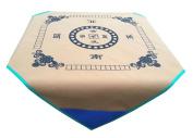 Rectangle Mahjong Tablecloth Popular Large Outdoor Tablecloths Khaki