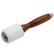 LIPOVOLT Strengthen PE Wooden Material Leather Cutting Hammer Craft Stamping Tools