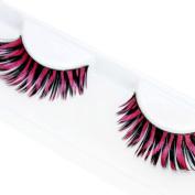 FANOUD Women Halloween Stage Party Makeup Fashional Artistic False Eyelashes