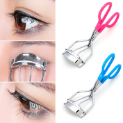 Niceskin Eyelash Curler Eye Lashes Extension Rollers Clip, Metal+Plastic